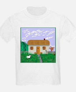 IRISH COTTAGE Kids T-Shirt