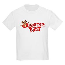 Quarter Rat Logo T-Shirt