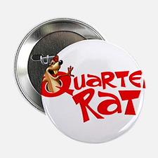 "Quarter Rat Logo 2.25"" Button"