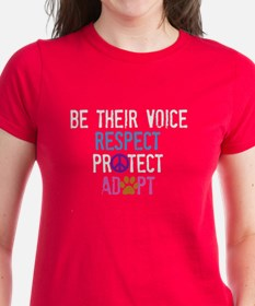 Respect, Protect, Adopt Tee