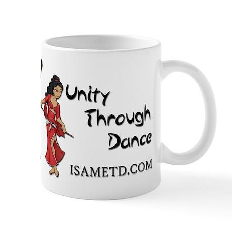 ISAMETD Unity Through Dance Mug