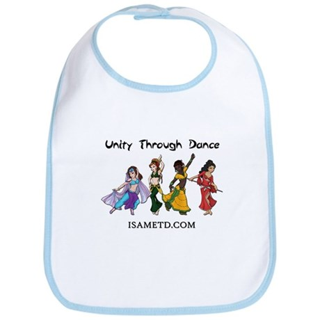 ISAMETD Unity Through Dance Bib