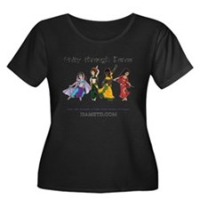 ISAMETD Unity Through Dance Plus Size T-Shirt