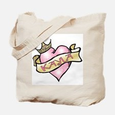 Sweetheart Kayla Custom Princess Tote Bag