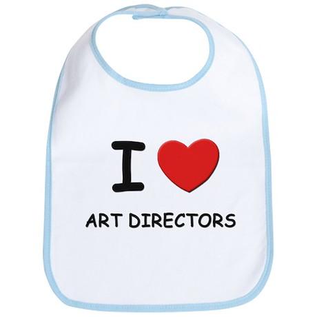 I love art directors Bib