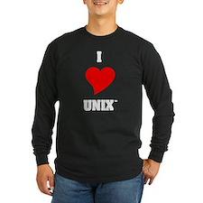 Unix Lovers T
