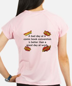 Comic Book Conventions Performance Dry T-Shirt