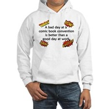 Comic Book Conventions Hoodie