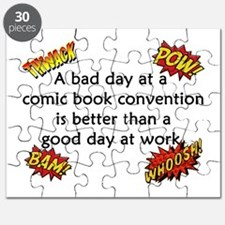 Comic Book Conventions Puzzle