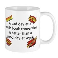 Comic Book Conventions Mug