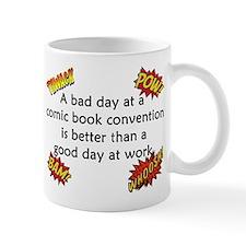 Comic Book Conventions Small Mug