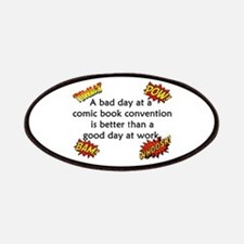 Comic Book Conventions Patches