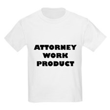 attorney work product baby T-Shirt