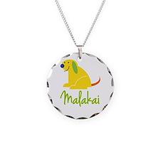 Malakai Loves Puppies Necklace