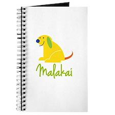 Malakai Loves Puppies Journal