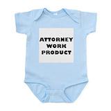 Attorney work Bodysuits