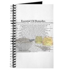 Essential Oil Remedies Journal