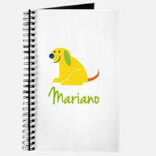 Mariano Loves Puppies Journal