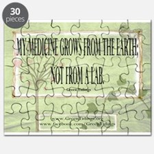 Medicine From The Earth Puzzle