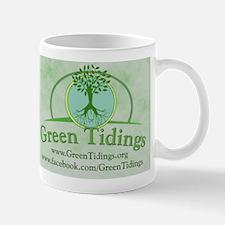 Green Tidings Image Mug