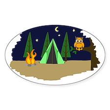 Campsite Decal