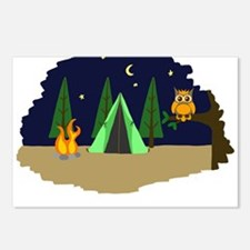 Campsite Postcards (Package of 8)