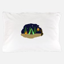 Campsite Pillow Case