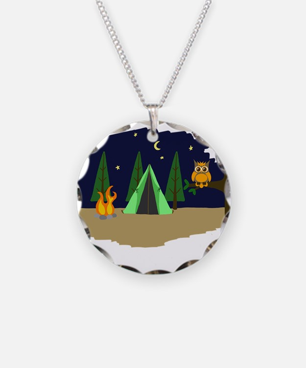 Campsite Necklace
