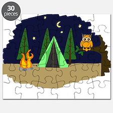 Campsite Puzzle