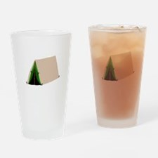 Tent Drinking Glass