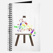Artist Easel Journal