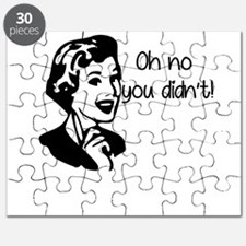 Oh No You Didnt Puzzle