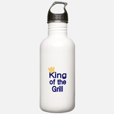 King of the Grill Water Bottle