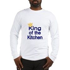 King of the Kitchen Long Sleeve T-Shirt