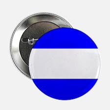 """Nautical Flag Code Juliet 2.25"""" Button"""
