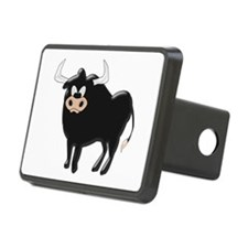 Black Bull Hitch Cover