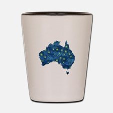 AUSSIE AMAZEMENT Shot Glass