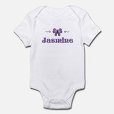 Purple Butterfly - Jasmine Onesie