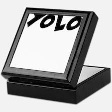 YOLO Keepsake Box