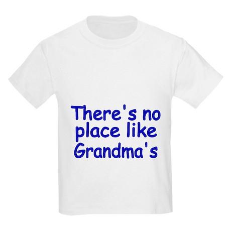 Theres no place like Grandmas T-Shirt