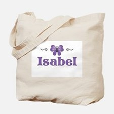 Purple Butterfly - Isabel Tote Bag