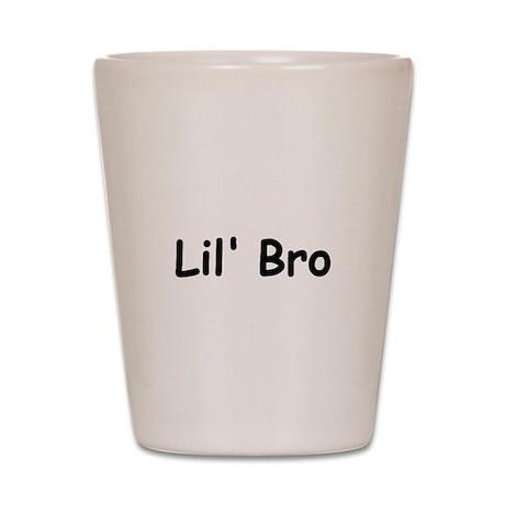 Lil Bro Shot Glass
