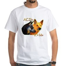 "AuCaDogs ""ACD's R 4 Me"" T-Shirt"