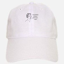 AMAZINGLY ENOUGH I DONT GIVE A SHIT Baseball Baseball Baseball Cap