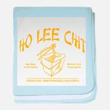 HO LEE CHIT chinese restaurant funny t-shirt baby