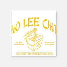 HO LEE CHIT chinese restaurant funny t-shirt Stick