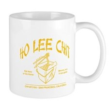 HO LEE CHIT chinese restaurant funny t-shirt Mug