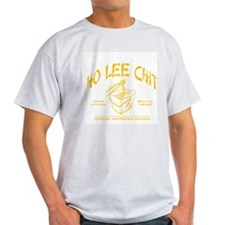HO LEE CHIT chinese restaurant funny t-shirt T-Shi