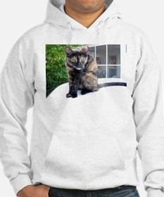 callie the cat Hoodie