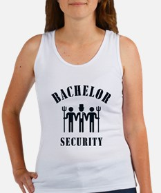 Bachelor Security (Stag Night / Black) Women's Tan